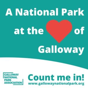 National Park in Galloway Campaign